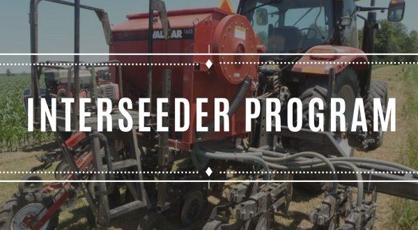 Interseeder Program